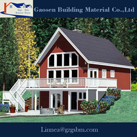 China latest low cost steel prefab house