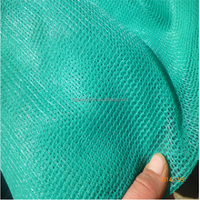 Plastic Green high performance Construction safety Netting
