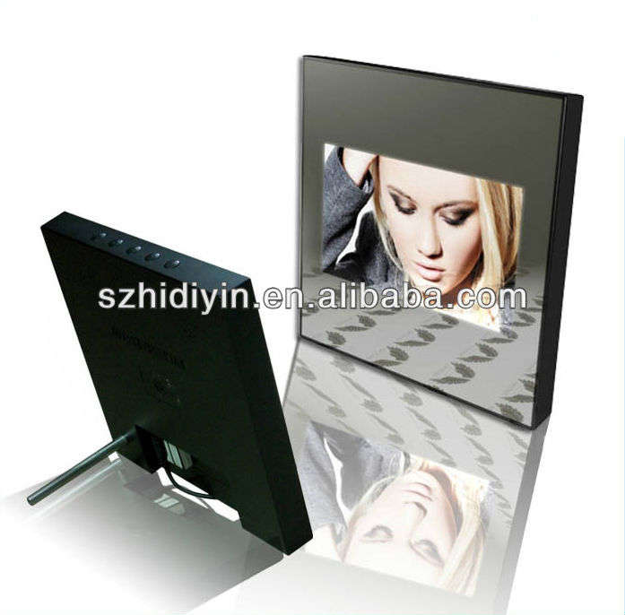 8 inch Pandigital Digital Photo Frame / Built-In Speakers