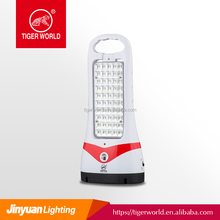 LED Rechargeable Jiage Soxin Starking Emergency light With Remote Control