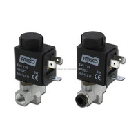 SBS Series 2 Ports Stainless Steel Solenoid Valve Direct Operated