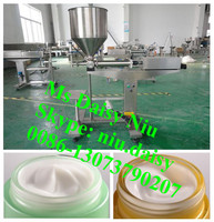 Commercial hand cream filling machine/facial cream filler machine/oil filling machine