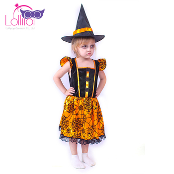 Best quality unique halloween costumes for girls witch halloween dress