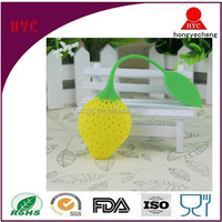 Wholesale Chinese Tea Set BPA Free Fantastic Strawberry Design Tea Infuser