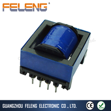 High frequency transformer for microwave oven