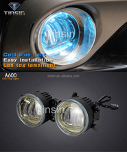 LED DRL fog lamp foglight LED daytime Running light fog light for honda city