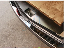 High quality rear bumper footplate for Wu Ling Hong Guang 2013