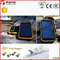 Rugged Data Collector 5.3 Inch Touch Screen Android USB GPS Receiver