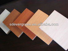 melamine faced homebase mdf board