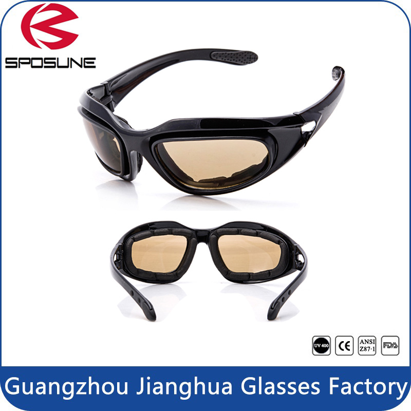 Industrial labor safety onion glasses with foam