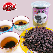 Taiwan Local Black Bean Tea Healthy Drink