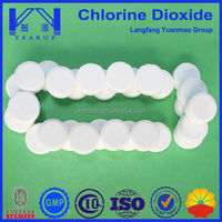 10 Years Experience Water Treatment Chemical Disinfectant Chlorine Tablets