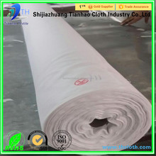 quality tc 65/35 80/20 wide width factory white polyester cotton fabric rolls