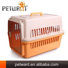 Plastic IATA cages for dogs wholesale pet dog crate