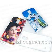 PC Printing Cell Phone Back Cover for Samsung Galaxy S5 Case with Coating