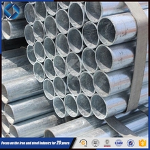(API 5L X60) Galvanized steel pipe size,galvanized steel pipe for irrigation