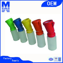 supply china safe plastic non-return teat dip cup