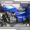 1.25*2.2m Strong Cargo Box Five Wheels Cargo Motorcycle Tricycle With Seperate Boosting Rear Axle