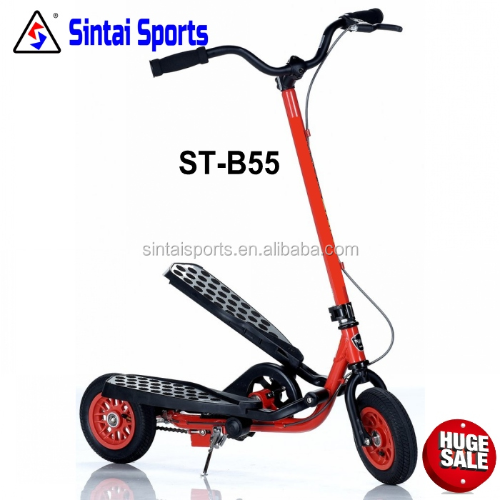 2017 stepper training bicycle fitness scooter for balance