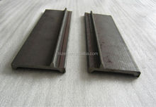 F section steel,F profile bar, concrete form side rail