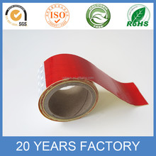 Reflective tape for Vehicle/Car White, Red,Yellow, Red and white clear reflective tape