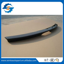 High quality carbon fiber rear trunk lip spoiler for mazda 3