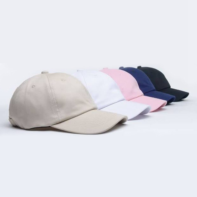 blank custom fashion unstructured embroidery cotton flexfit dad hat