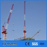 Economic internal climbing electric elevor lift tower crane