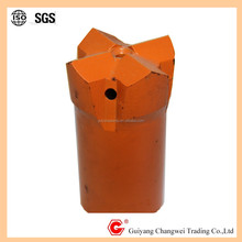 Chinese rock drilling tungsten carbide tapered cross bit