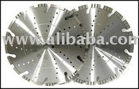 NEW Vane Laser Welded Saw Blade