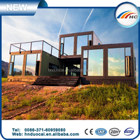 Movable portable and durable container house