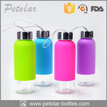 Colorful Wholesale Silicone Sports Water Bottle Carrier