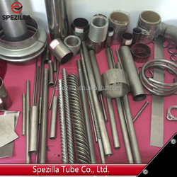 Wholesale in china copper tube / c17510 nickel beryllium copper bourdon tubes