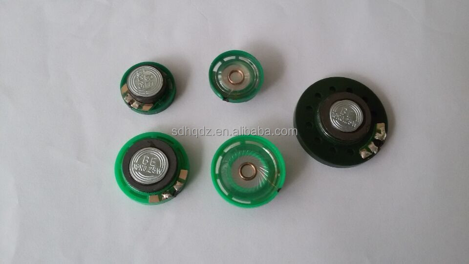 16 ohm 0.25w 40mm Toy Mini Speaker
