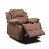 2015 Modern Hot America Style Fabric Single Sofa , Recliner Chair Sofa ZOY-93930-51