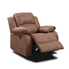 ZOY America Style Modern Fabric Single Sofa Furniture,Recliner Chair 93930-51