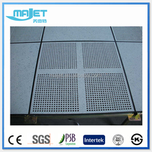 Network floor raised floor cooling system