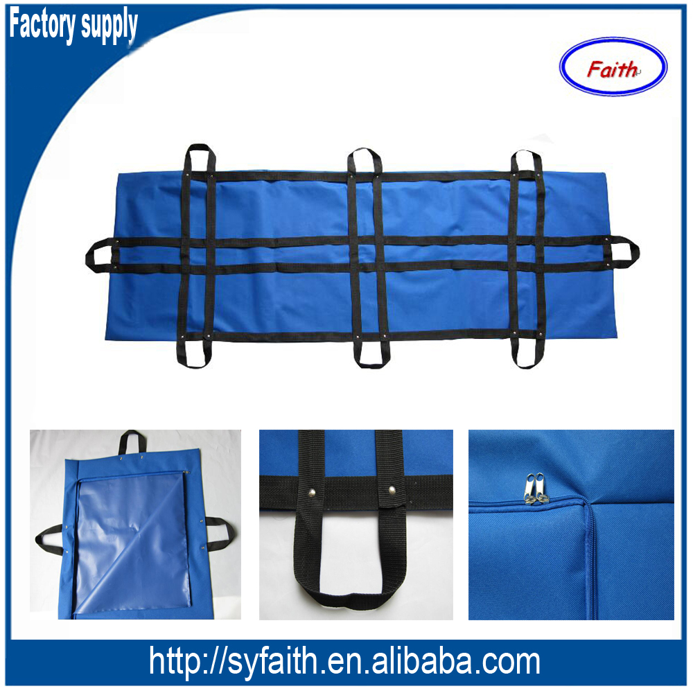 High quality non-woven obituary dead body bag