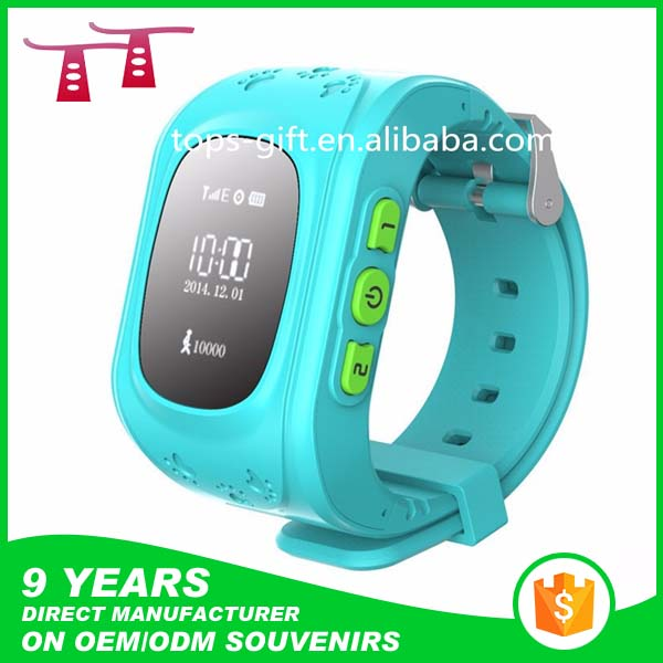 2016 New arrival! Two-way call bluetooth anti-lost Real time tracking Kids GPS gps tracking wrist watch