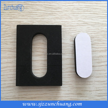 Cheap price adhesive foam pad/rigid foam pad/custom thermal foam pad