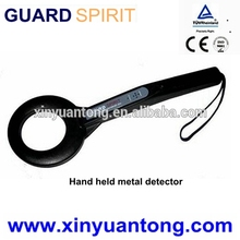 MD200 Super Scanner Hand held metal detector, high sensitivity Handy metal detector