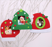 christmas tree Ornament Party Decoration picture Photo Frame