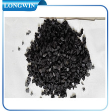 black construction crushed stone with low price