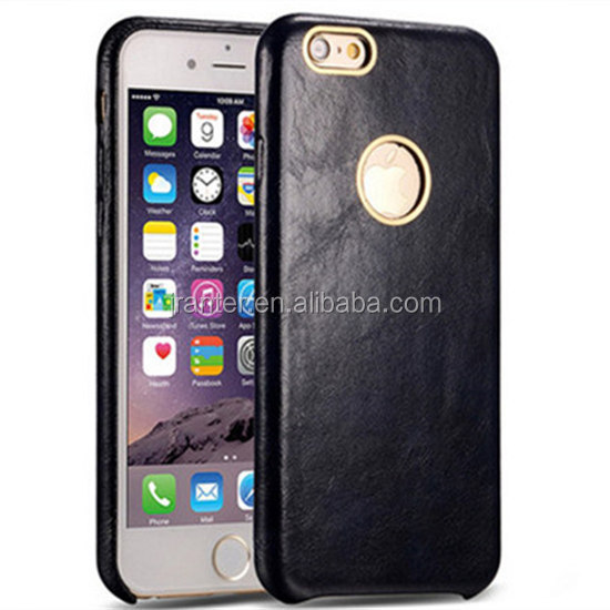 Wholesale Cute Design Leather for iPhone Cover 6 Stylish Mobile Phone Back Cover