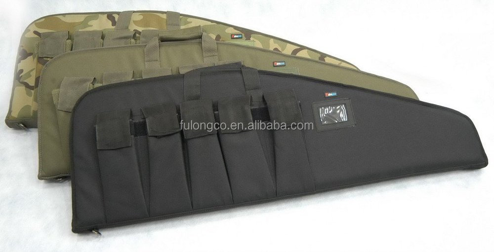 Military single or double gun bag,stock item,accept small order