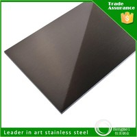 China product colored mirror stainless steel titanium coated stainless steel sheet in kerala for bathroom