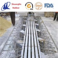 Modular expansion joint carbon steel for bridge