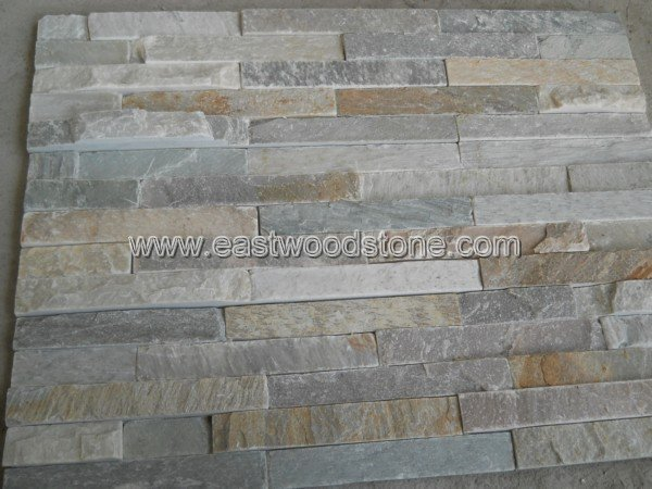 Culture Slate Wall Stone Tiles For Decoration
