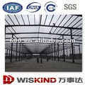 Prefab Portal frame steel structure for warehouse