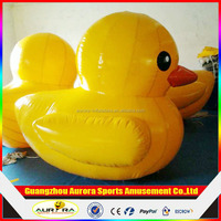 Lovely top selling outdoor pvc giant inflatable duck/Advertising Inflatable Products/PVC Duck(1.5m)